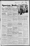 Spartan Daily, January 15, 1952 by San Jose State University, School of Journalism and Mass Communications