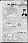 Spartan Daily, January 16, 1952 by San Jose State University, School of Journalism and Mass Communications