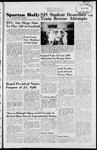 Spartan Daily, January 17, 1952 by San Jose State University, School of Journalism and Mass Communications