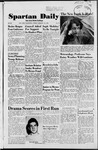 Spartan Daily, January 18, 1952 by San Jose State University, School of Journalism and Mass Communications