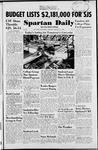 Spartan Daily, January 21, 1952 by San Jose State University, School of Journalism and Mass Communications