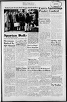 Spartan Daily, January 23, 1952 by San Jose State University, School of Journalism and Mass Communications