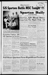 Spartan Daily, January 25, 1952 by San Jose State University, School of Journalism and Mass Communications