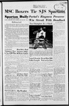 Spartan Daily, January 28, 1952 by San Jose State University, School of Journalism and Mass Communications