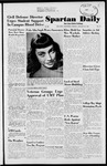 Spartan Daily, January 29, 1952 by San Jose State University, School of Journalism and Mass Communications