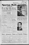 Spartan Daily, January 30, 1952 by San Jose State University, School of Journalism and Mass Communications