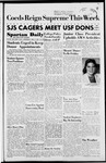 Spartan Daily, February 13, 1952 by San Jose State University, School of Journalism and Mass Communications