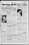 Spartan Daily, February 19, 1952 by San Jose State University, School of Journalism and Mass Communications