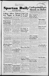 Spartan Daily, February 20, 1952 by San Jose State University, School of Journalism and Mass Communications