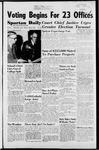 Spartan Daily, February 22, 1952