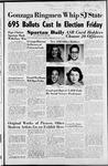 Spartan Daily, February 25, 1952