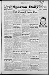 Spartan Daily, February 27, 1952 by San Jose State University, School of Journalism and Mass Communications