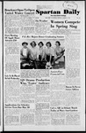 Spartan Daily, March 3, 1952 by San Jose State University, School of Journalism and Mass Communications