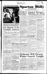 Spartan Daily, March 4, 1952 by San Jose State University, School of Journalism and Mass Communications