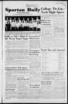 Spartan Daily, March 7, 1952 by San Jose State University, School of Journalism and Mass Communications