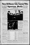 Spartan Daily, March 10, 1952 by San Jose State University, School of Journalism and Mass Communications