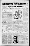 Spartan Daily, March 12, 1952 by San Jose State University, School of Journalism and Mass Communications