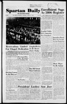 Spartan Daily, March 27, 1952 by San Jose State University, School of Journalism and Mass Communications