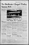 Spartan Daily, March 28, 1952 by San Jose State University, School of Journalism and Mass Communications