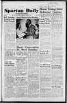 Spartan Daily, April 2, 1952 by San Jose State University, School of Journalism and Mass Communications