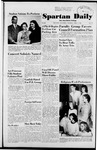 Spartan Daily, April 3, 1952 by San Jose State University, School of Journalism and Mass Communications