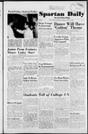 Spartan Daily, April 8, 1952