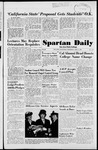 Spartan Daily, April 9, 1952 by San Jose State University, School of Journalism and Mass Communications