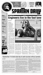 Spartan Daily September 14, 2010