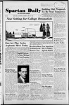 Spartan Daily, April 14, 1952