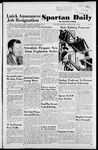 Spartan Daily, April 15, 1952 by San Jose State University, School of Journalism and Mass Communications