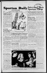 Spartan Daily, April 16, 1952 by San Jose State University, School of Journalism and Mass Communications
