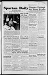 Spartan Daily, April 17, 1952 by San Jose State University, School of Journalism and Mass Communications