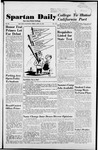 Spartan Daily, April 18, 1952 by San Jose State University, School of Journalism and Mass Communications