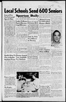 Spartan Daily, April 22, 1952 by San Jose State University, School of Journalism and Mass Communications
