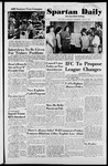 Spartan Daily, April 23, 1952 by San Jose State University, School of Journalism and Mass Communications