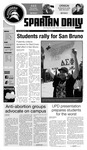 Spartan Daily September 15, 2010 by San Jose State University, School of Journalism and Mass Communications