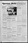 Spartan Daily, April 24, 1952 by San Jose State University, School of Journalism and Mass Communications