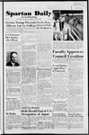Spartan Daily, April 29, 1952 by San Jose State University, School of Journalism and Mass Communications