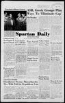 Spartan Daily, May 1, 1952 by San Jose State University, School of Journalism and Mass Communications