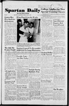 Spartan Daily, May 2, 1952 by San Jose State University, School of Journalism and Mass Communications