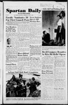 Spartan Daily, May 7, 1952