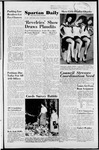 Spartan Daily, May 8, 1952
