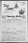 Spartan Daily, May 9, 1952 by San Jose State University, School of Journalism and Mass Communications