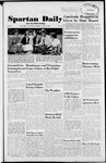 Spartan Daily, May 12, 1952