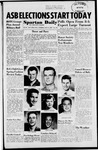 Spartan Daily, May 15, 1952 by San Jose State University, School of Journalism and Mass Communications
