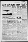 Spartan Daily, May 16, 1952 by San Jose State University, School of Journalism and Mass Communications