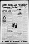 Spartan Daily, May 19, 1952 by San Jose State University, School of Journalism and Mass Communications