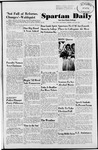 Spartan Daily, May 20, 1952 by San Jose State University, School of Journalism and Mass Communications