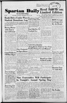 Spartan Daily, May 21, 1952 by San Jose State University, School of Journalism and Mass Communications