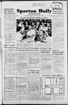 Spartan Daily, May 22, 1952 by San Jose State University, School of Journalism and Mass Communications